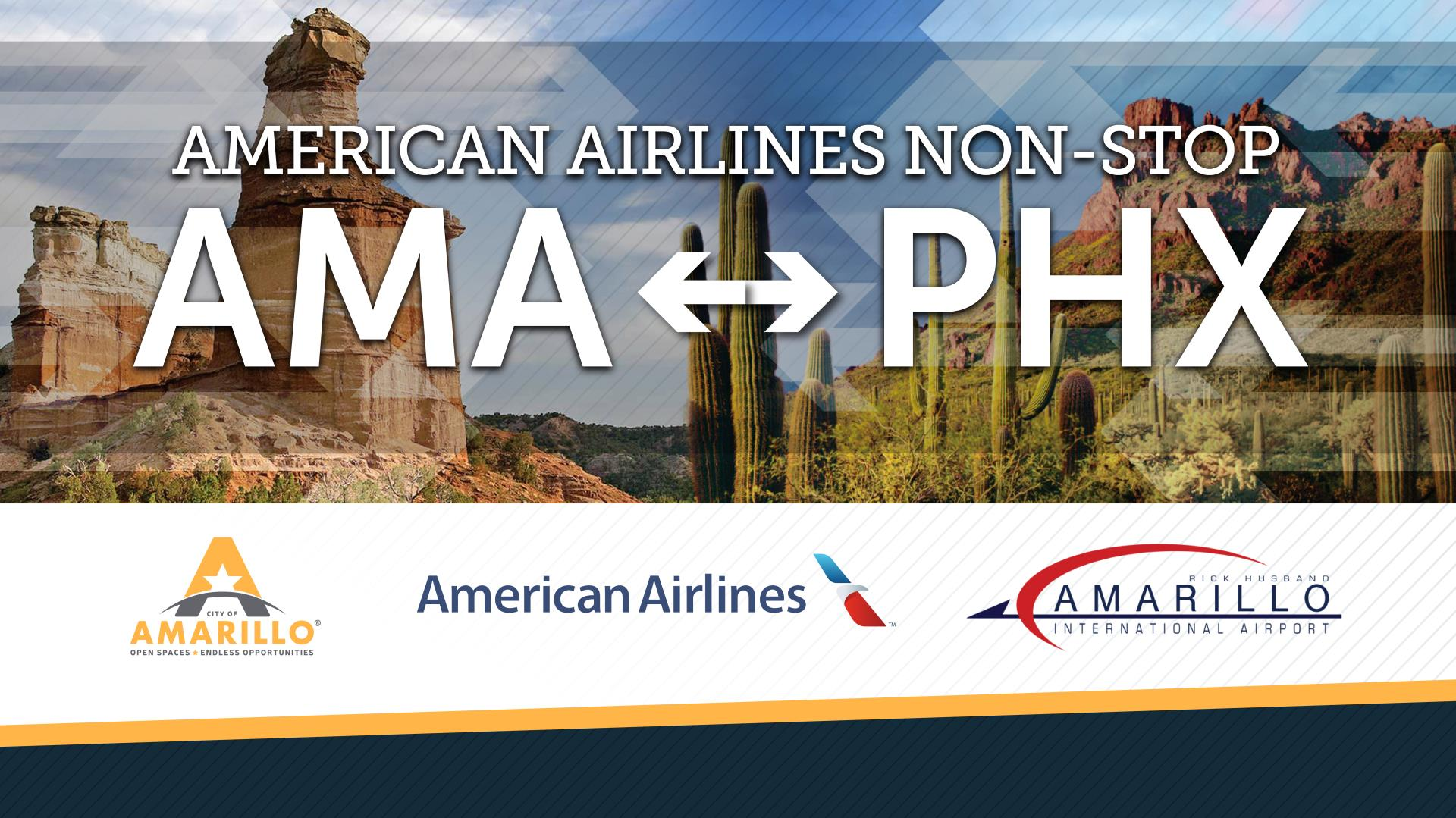 New Direct Flight To-and-From Phoenix, Arizona