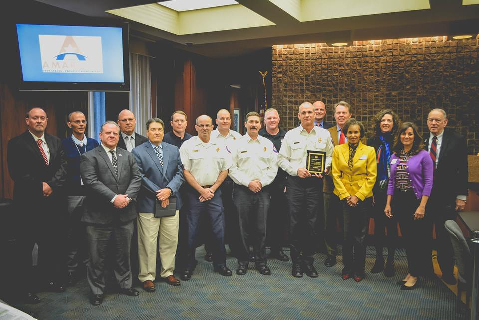 Amarillo Fire Department Achieves ISO Class 2 Rating
