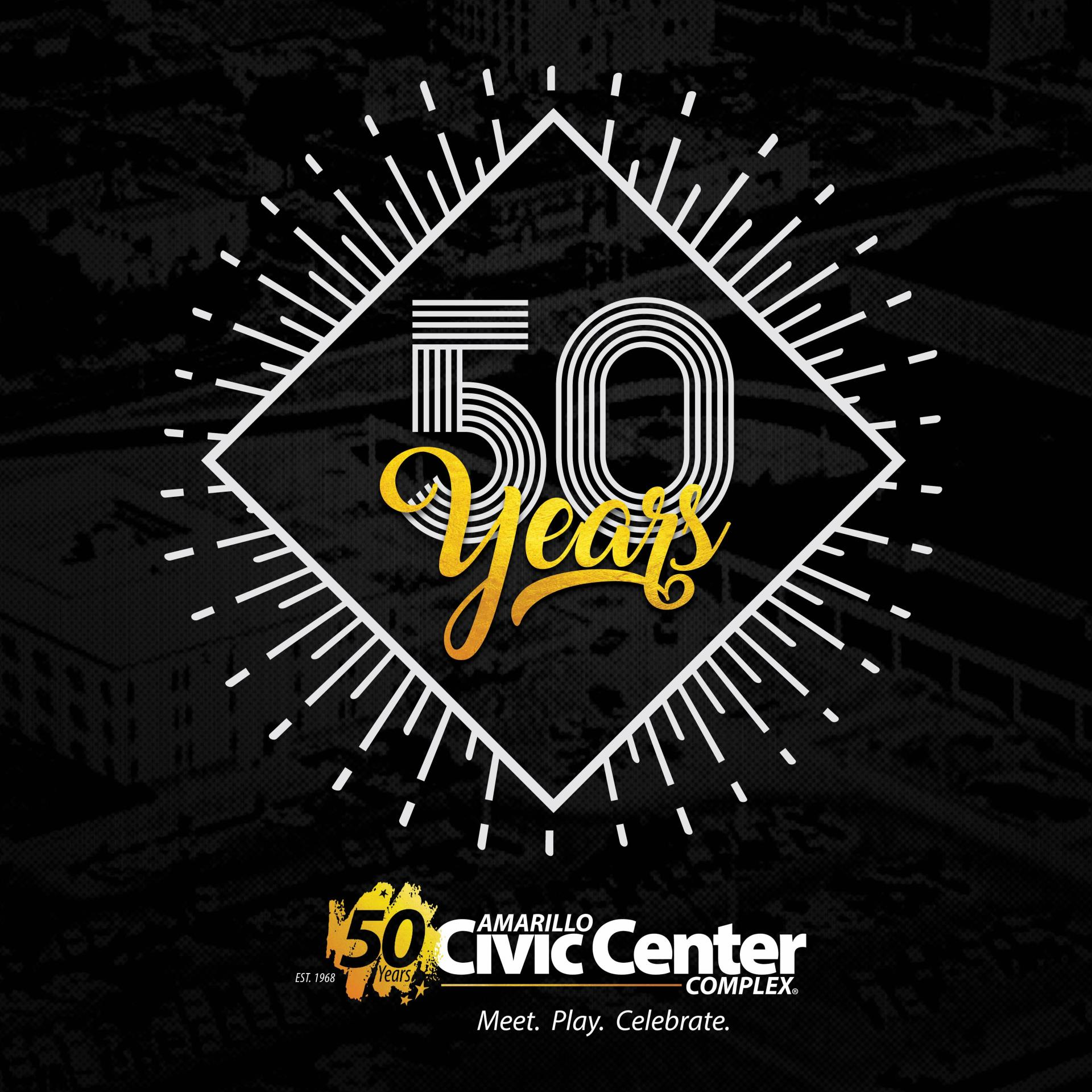 Amarillo Civic Center Complex 50th Anniversary
