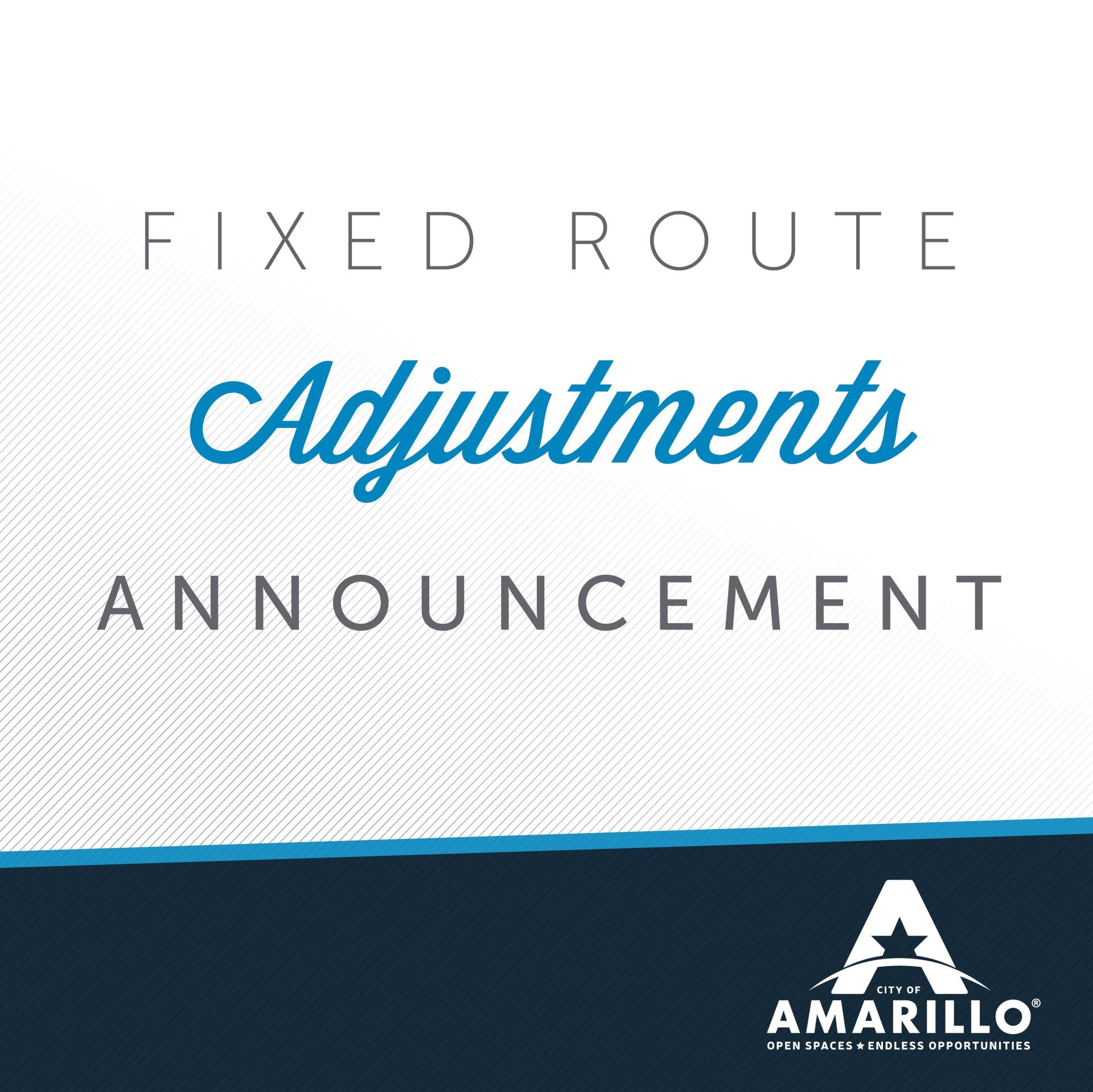Adjustments Announced for Fixed Route Riders Needing Lifts