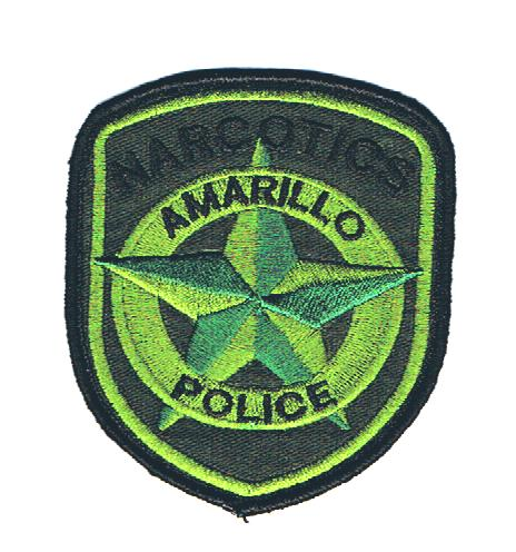 Narcotics Unit Patch