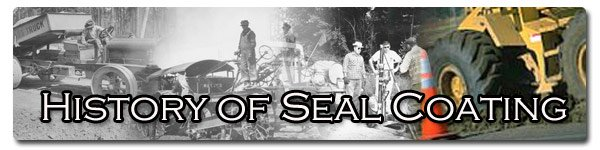 history of seal coat