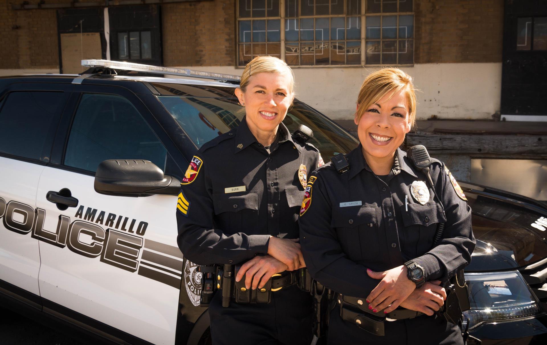 Benefits, Salary, & Requirements | City of Amarillo, TX