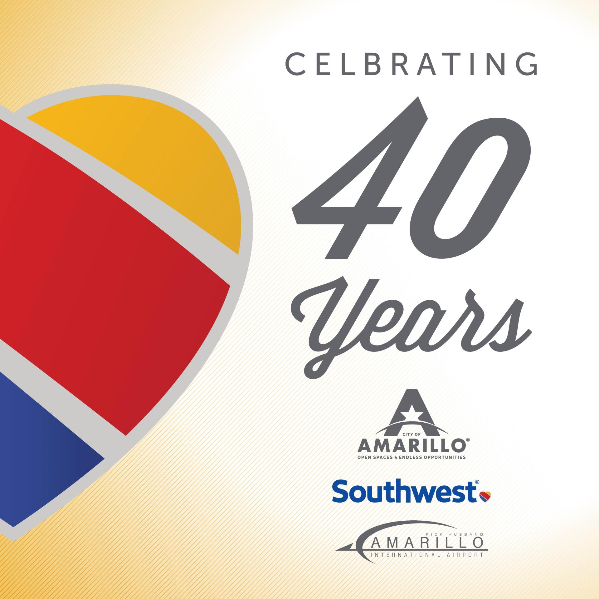 Southwest 40th Anniversary