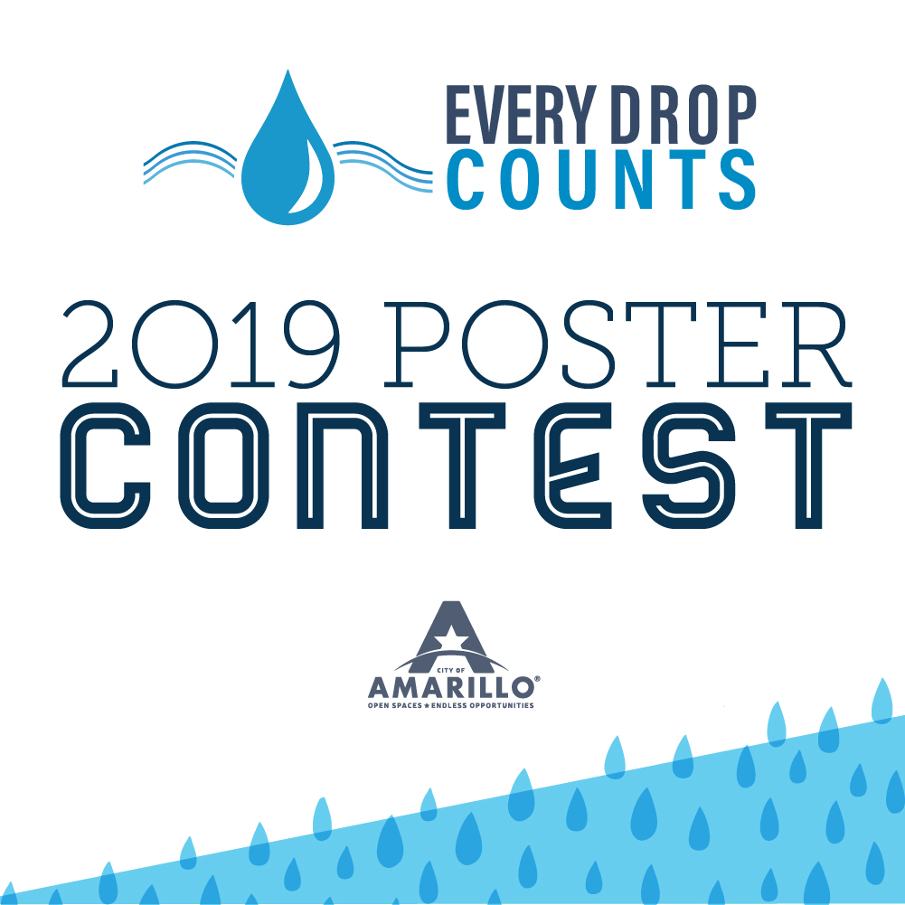 'Every Drop Counts' Poster Contest Starts