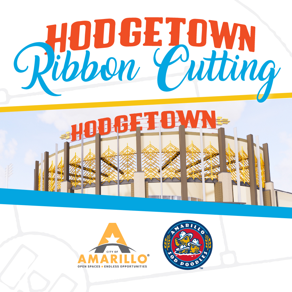 Hodgetown Ribbon Cutting
