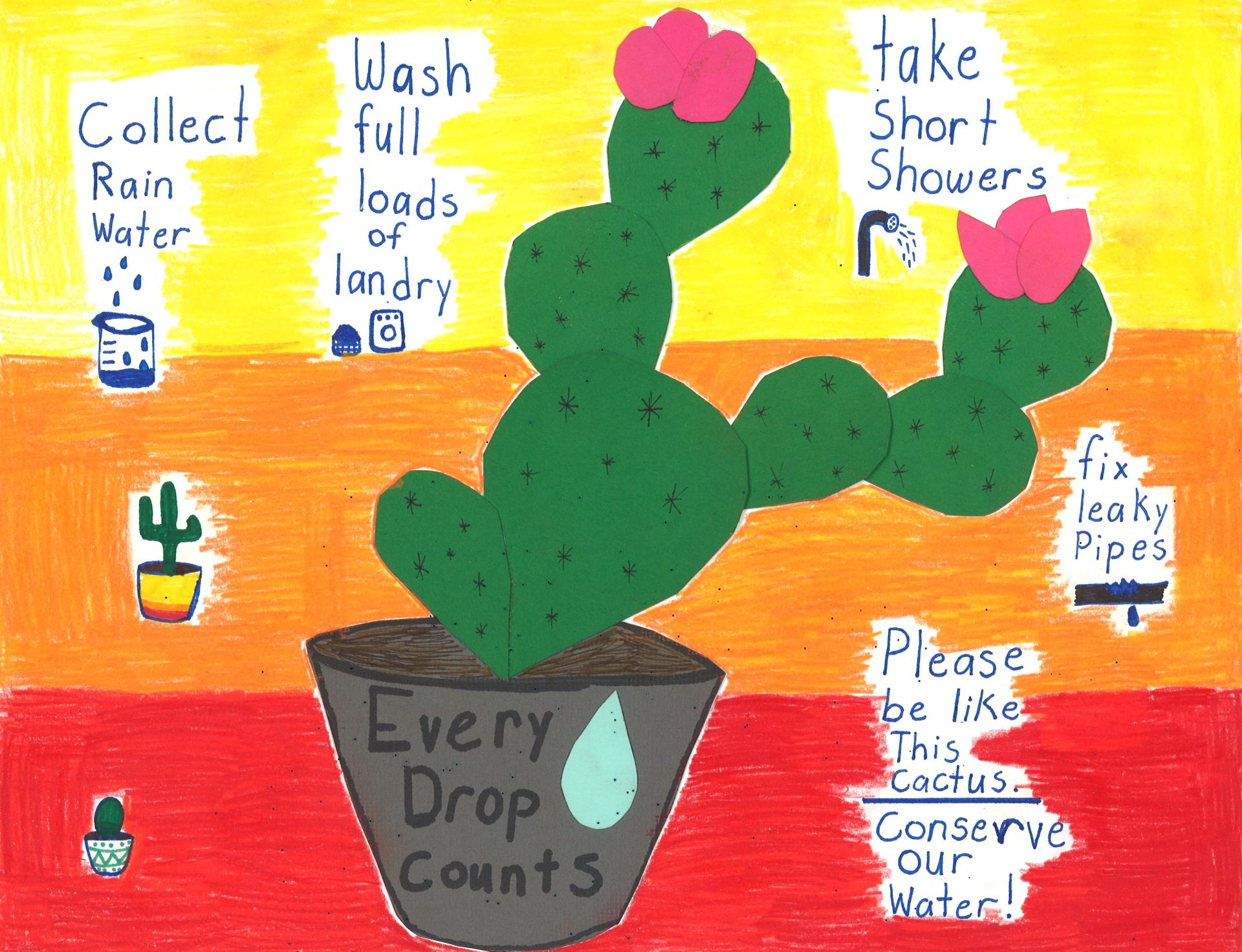 2019 Every Drop Counts Contest   City of Amarillo, TX