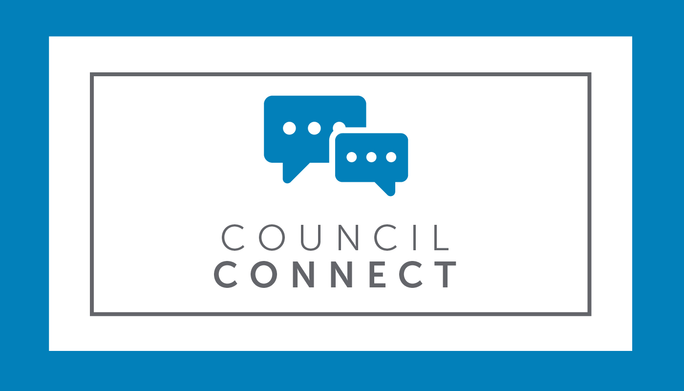 Council Connect Set for Tuesday